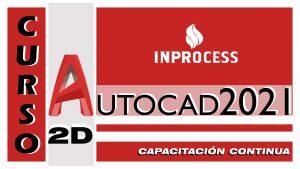 AUTOCAD 2D – 2021